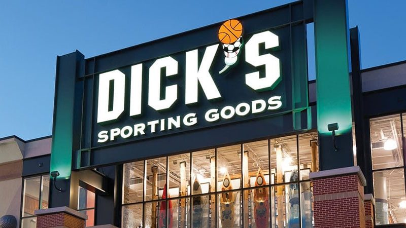 Dick's Sporting Goods stock jumps after earnings beat, outlook raised