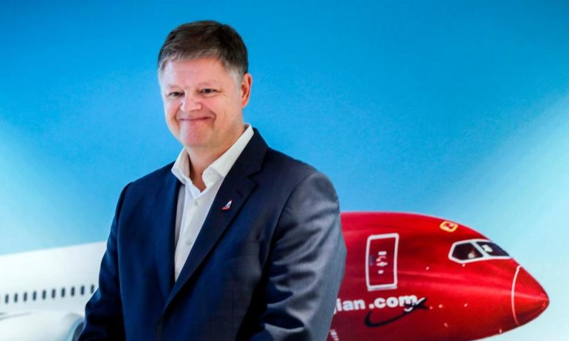 Norwegian Low-Cost Airline 'Has Been Saved,' CEO Says