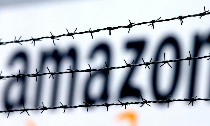 Amazon Wins EU Court Fight Over $300 Million Tax Ruling