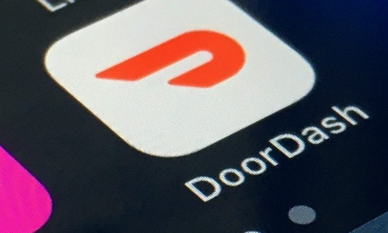 DoorDash Sales Surged in Q1 Even as Dining Rooms Reopen