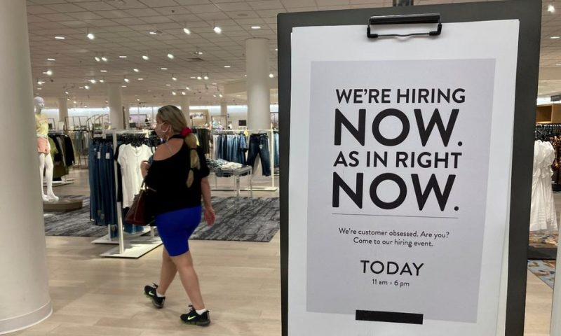 US Consumers Boosted Spending in April as Inflation Surged