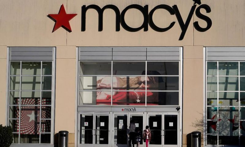 Retailer Results So Far Show People Are Going Out, Spending