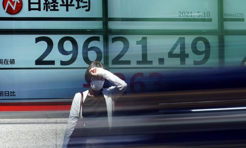 Asian Shares Rise on US Rally, Jobs Data Signaling Low Rates