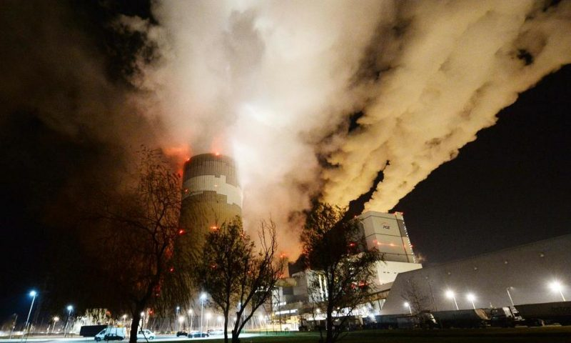Fire at Poland's Largest Lignite Mine Out, Unit to Be Shut