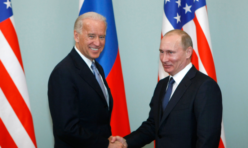 Biden to Meet With Russian President Vladimir Putin Next Month in Geneva