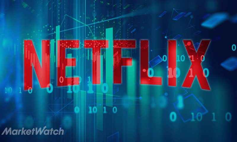 Netflix Inc. stock underperforms Monday when compared to competitors