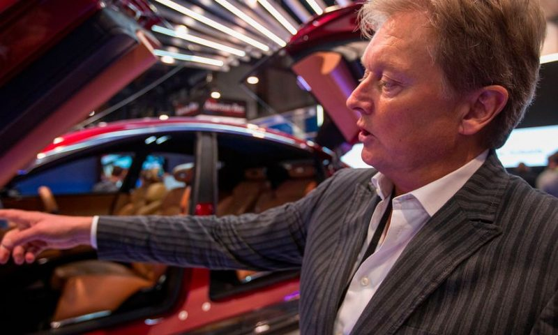 Fisker stock jumps after announcing U.S. EV manufacturing plans with Foxconn