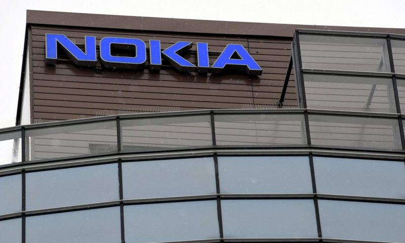 Nokia earnings were surprisingly good and the stock is soaring