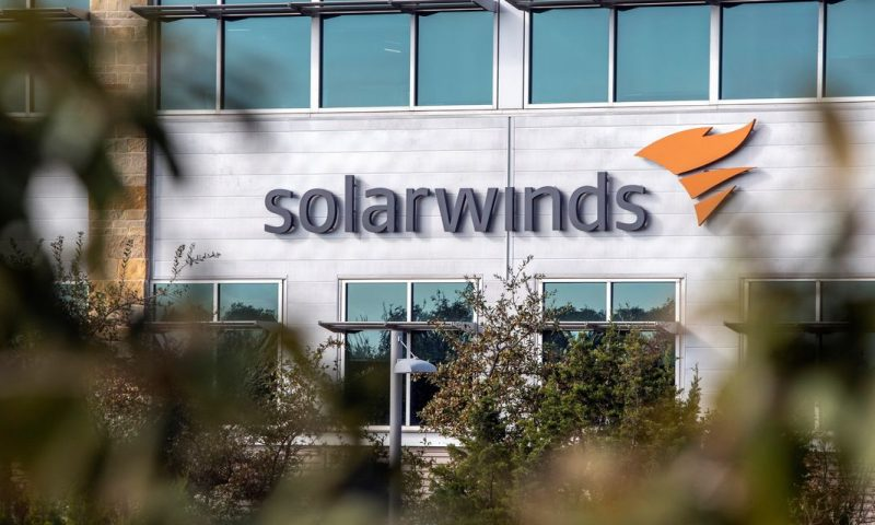 Solarwinds Corp (SWI) falls 2.32%