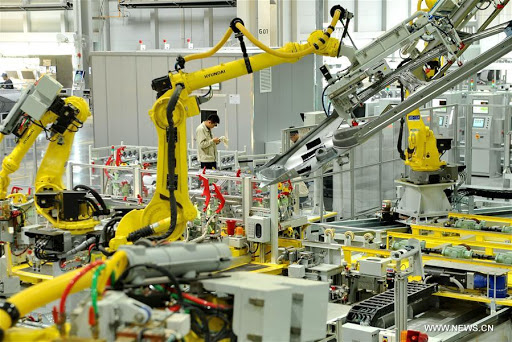 China's Nonmanufacturing PMI Edged Higher in May