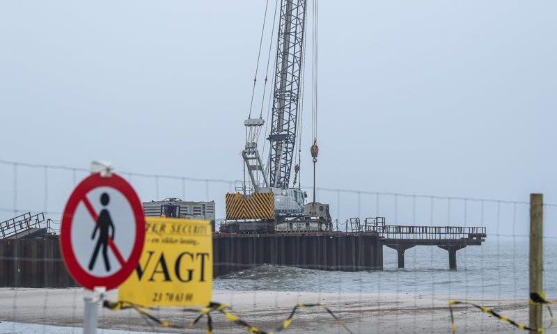 Denmark Suspends Baltic Gas Pipeline, in Setback for Poland
