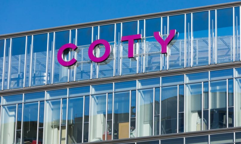 Coty Inc. Cl A stock falls Tuesday, underperforms market
