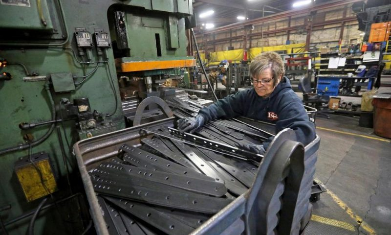 US Manufacturing Activity Grows for the 12th Straight Month