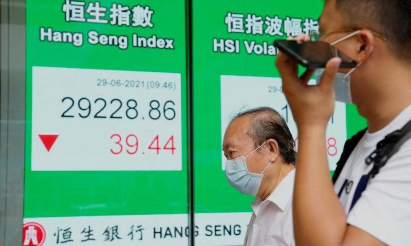 Global Stocks Mixed Ahead of US Jobs Report