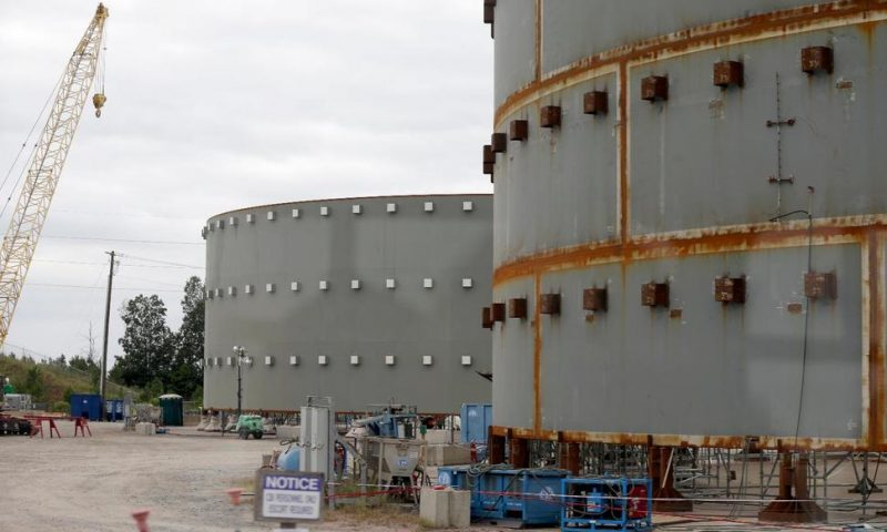 3rd Guilty Plea in South Carolina Nuclear Project Failure