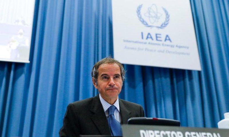 IAEA Head: Iran Hasn't Answered Questions on Uranium Find