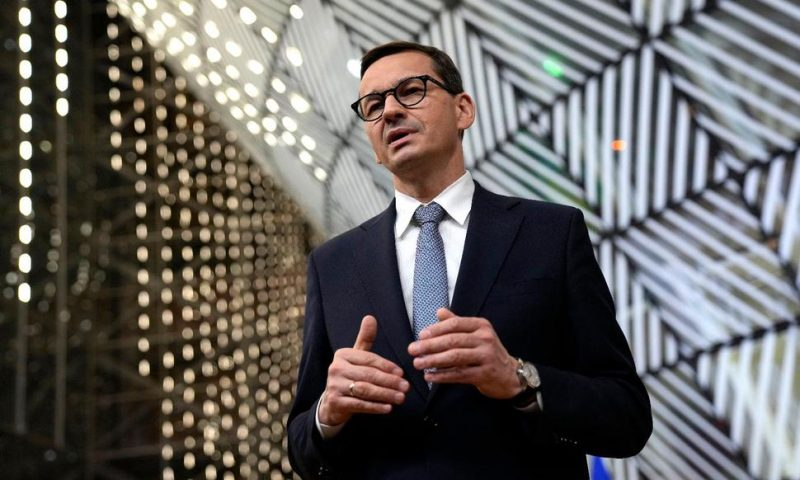 Polish PM Vows Support for Belarusians After Ally's Remark