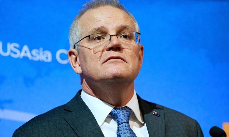 Australia Says WTO Should Punish Chinese Economic Coercion