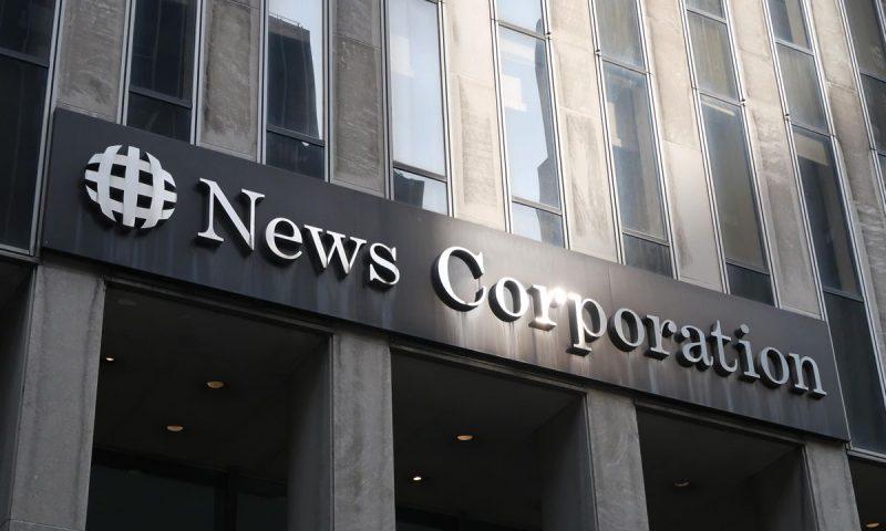 News Corp – Class A (NWSA) gains 2.3980%