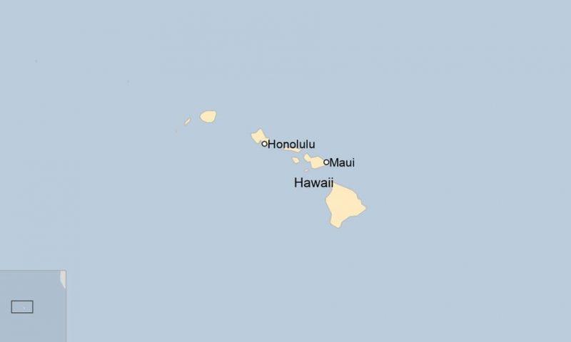 Boeing 737 cargo jet crashes into sea off Honolulu, Hawaii