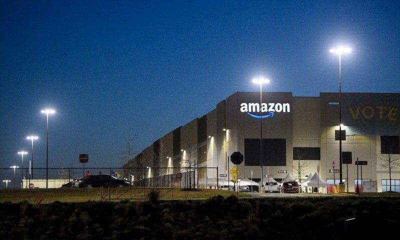 Amazon.com Inc. (AMZN) falls 0.84%
