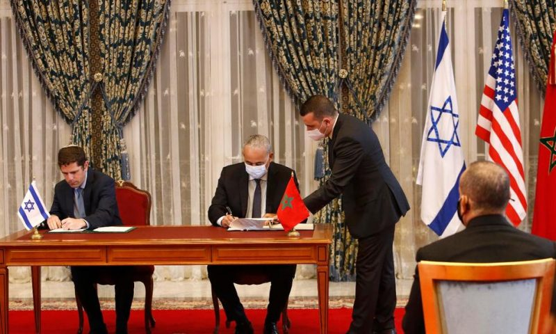 Israeli Airlines Launch First Direct Flights to Morocco