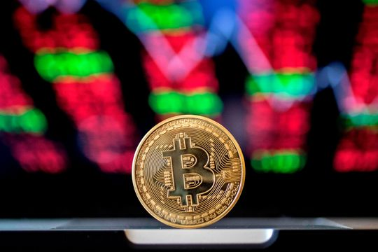 Bitcoin rallies, tops key technical level for first time since early May
