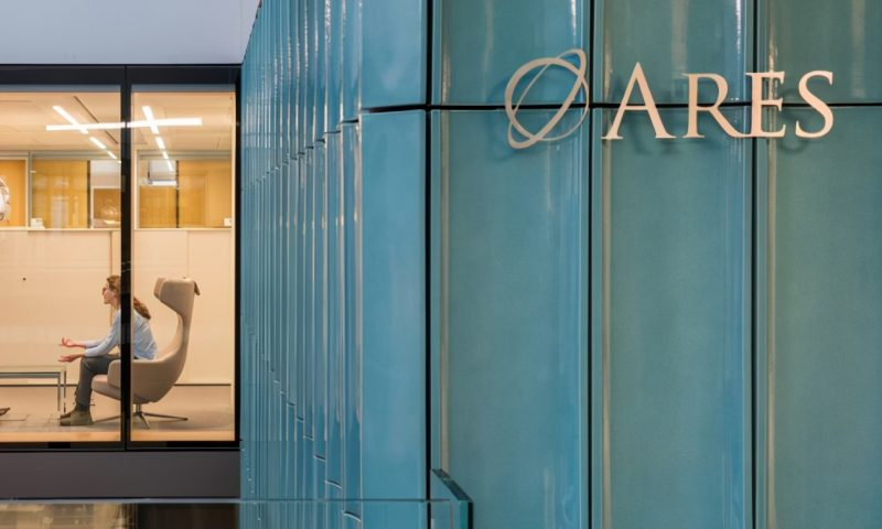 Ares Capital (ARCC) falls 0.45%