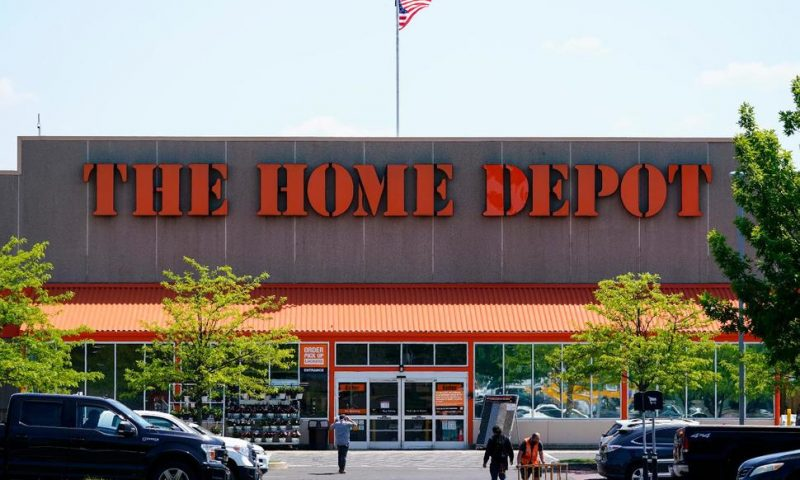 Home Depot Sales Climb Again, but DIY Frenzy May Be Cooling