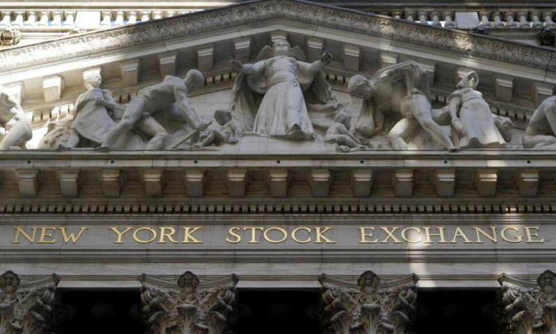 Stocks Rise Broadly; Pfizer Gains After FDA Approves Vaccine