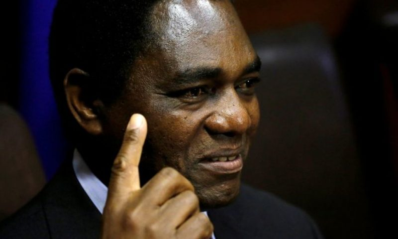 Zambia's New President Vows to Cut 'Unsustainable' Public Debt