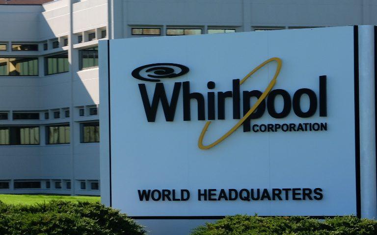 Whirlpool (WHR) falls 0.69%