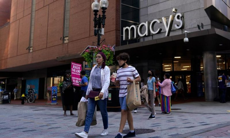 US Consumer Prices Rise 0.3% in August, Lowest in 7 Months