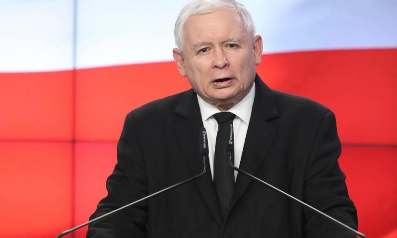 Leader Says Poland Wants to Be in EU, but Remain Sovereign