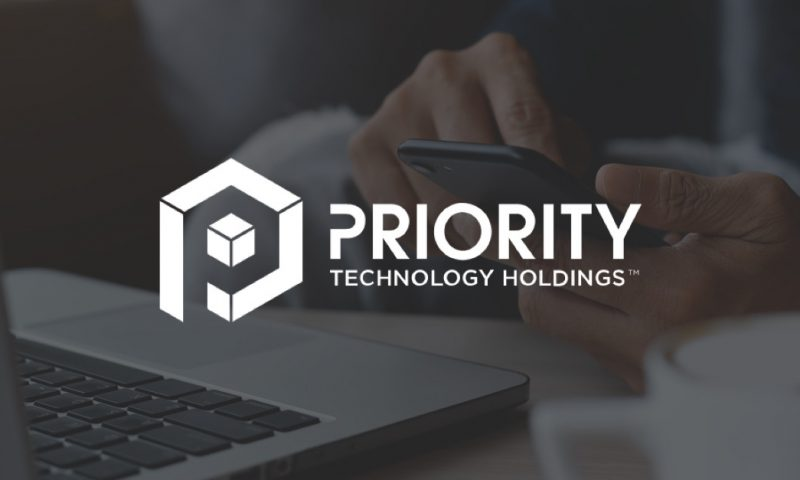 Priority Technology Up 39% After Completing Deal for Finxera